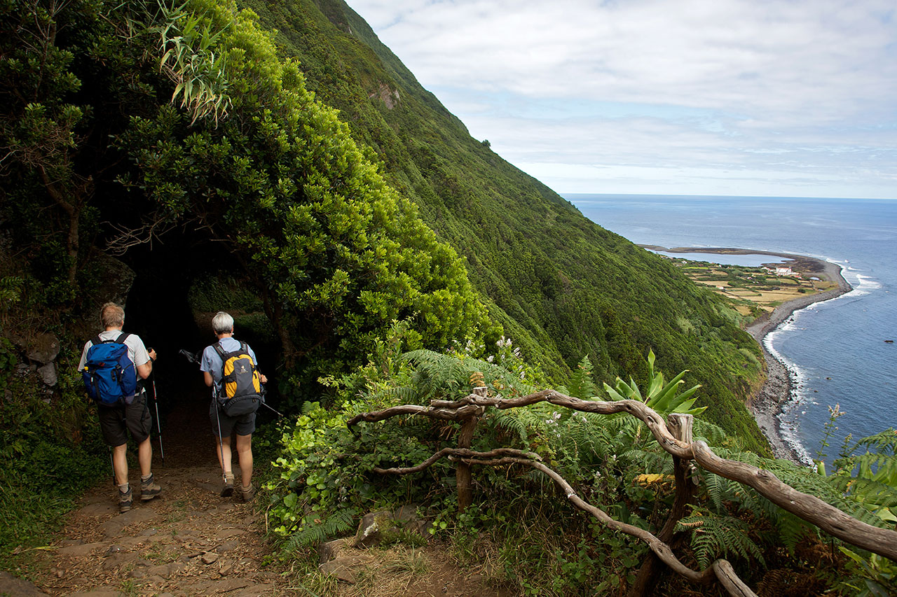 Explore The Beauty Of Caribbean: Azores Trails