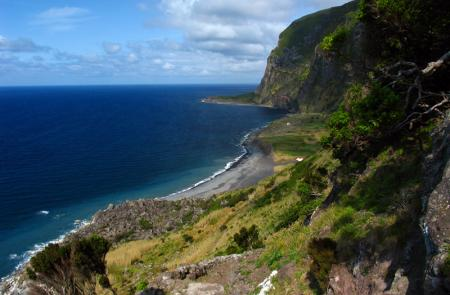 Fajã de Lopo Vaz - Maps and GPS Tracks - Hiking Routes in Flores - Trails in Azores