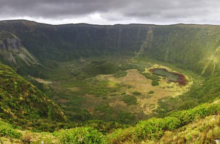 Caldeira - Maps and GPS Tracks - Hiking Routes in Faial - Trails in Azores