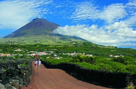 Vinhas da Criação Velha, Maps and GPS Tracks, Hiking Routes in Pico, Trails in Azores