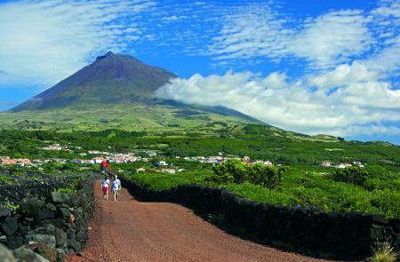 Vinhas da Criação Velha, Maps and GPS Tracks, Hiking Routes in Pico, Trails in Azores
