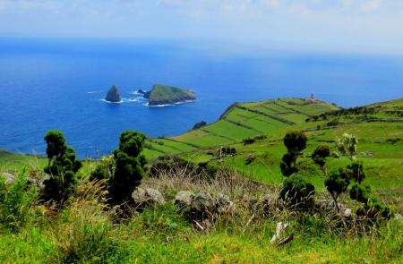 Volta à Caldeira - Furna do Enxofre - Maps and GPS Tracks - Hiking Routes in Graciosa - Trails in Azores