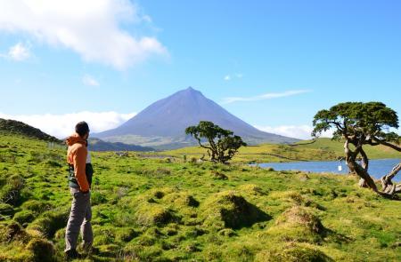 Trilho Lagoa do Capitão, Mapas e GPS, Percurso Pedestre na Terceira, Trilhos dos Açores