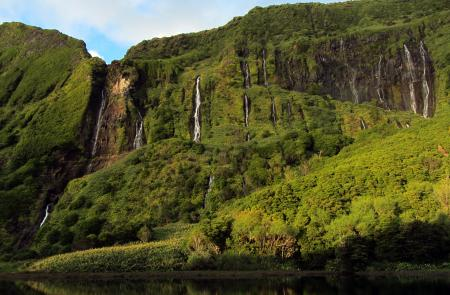 PR2FLOLajedo – Fajã Grande - Mapas e GPS - Percurso Pedestre nas Flores - Trilhos dos Açores