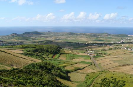 PR1GRA Serra Branca - Praia - Maps and GPS Tracks - Hiking Routes in Graciosa - Trails in Azores