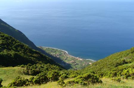 PR2SJOSerra do Topo / Fajã dos Vimes - Mapas e GPS - Percurso Pedestre em São Jorge - Trilhos dos Açores