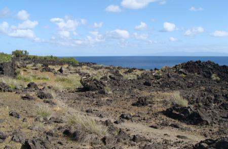PR3GRABaia da Folga - Mapas e GPS - Percurso Pedestre na Graciosa - Trilhos dos Açores