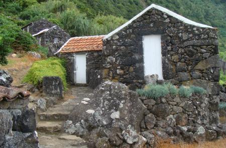 PRC5SJOFajã de Além - Maps and GPS Tracks - Hiking Routes in São Jorge - Trails in Azores